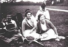 Methodist Church Tennis Players