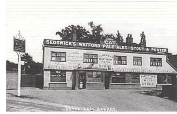 Sedgwick's Watford Pale Ale