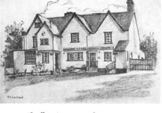 Where was the Sawbridgeworth 'White Horse' inn?
