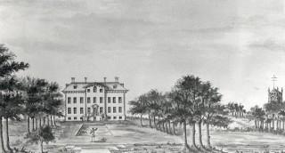 The Park, Hertingfordbury C1780 | Hertfordshire Archives and Local Studies