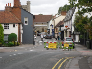 Another picture of Welwyn High Street | By Hannah
