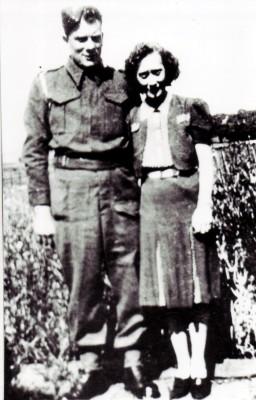 Frederick Cutler & Louisa Fensom   Geoff Webb
