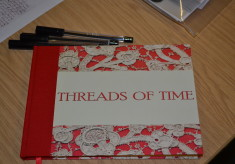 The Threads of Time comments book