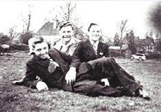 Friends, c.1947