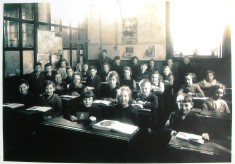 Thundridge School c1931