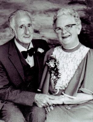 Ernest & Annie Tingey | Geoff Webb