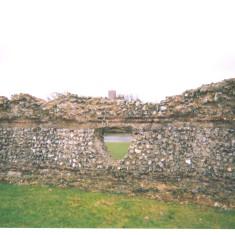 Roman Wall | Open Door Resident