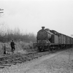 Train at Hill End sidings. c1960. | © Michael Covey-Crump