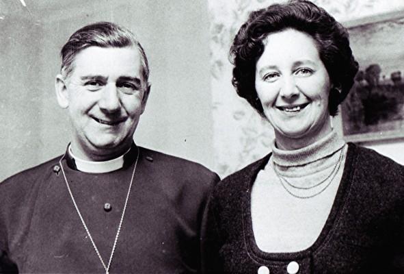 John & Patricia Trillo   Geoff Webb