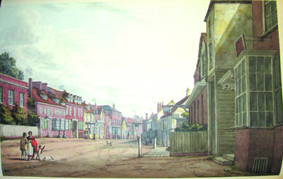 Tring Street Scene | Hertfordshire Archives and Local Studies
