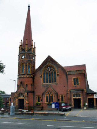 The Trinity United Reformed Church, Beaconsfield Road.