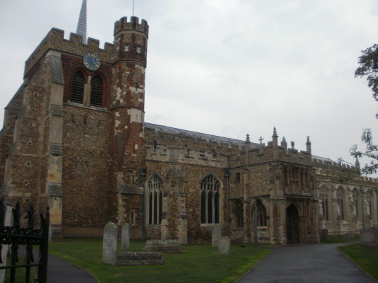 This is St Mary's Church | By Selina C