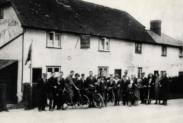 The Two Brewers PH | Hertfordshire Archives & Local Studies