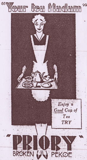 An advert from The Welwyn & Hatfield Times, 1934 | The Welwyn & Hatfield Times
