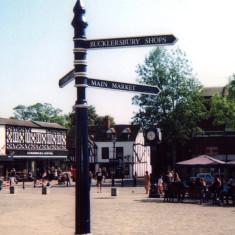 St Albans town centre | Open Door