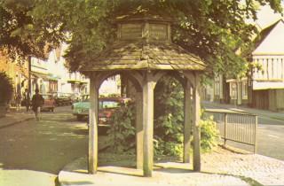 Victorian Water Pump | Hertfordshire Archives & Local Studies