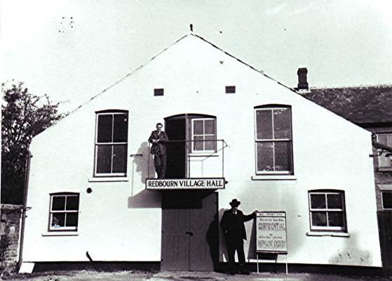 Village Hall | Geoff Webb