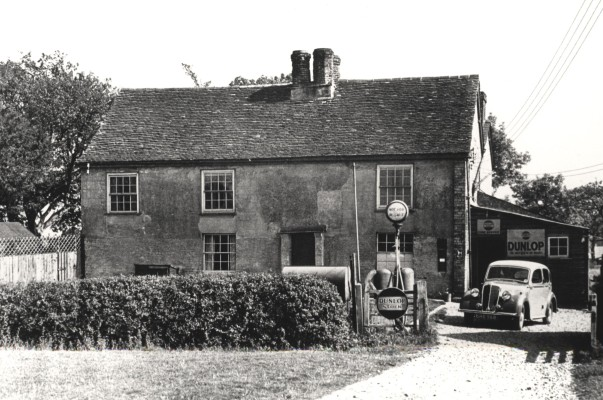 The Village Stores, Roe Green, 1940s | Hertfordshire Archives & Local Studies