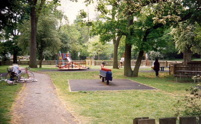 Howard Park Children's Play Area