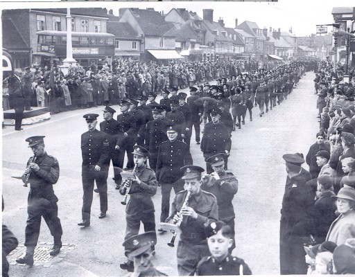 Hoddesdon VE Day | Local Studies Image Collection