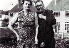 Violet & Harry Brett
