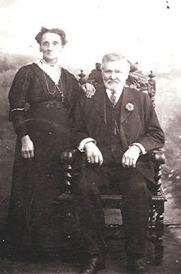 Mr & Mrs Walter Ebbs   Geoff Webb