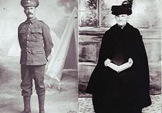 Walter 'Chummy' & Elizabeth Sinfield