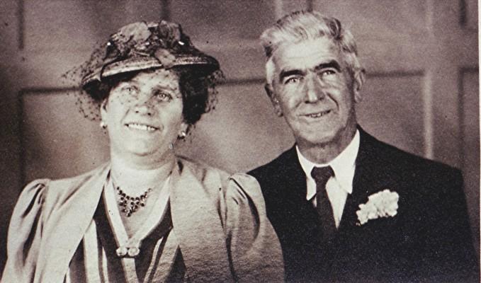 Frances & Walter Nunn | Geoff Webb