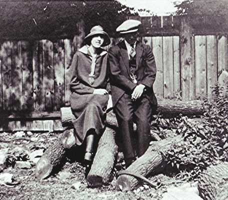 Walter & Florence Coote | Geoff Webb