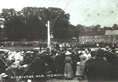 War Memorial Unveiling
