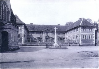 War Memorial & Almshouses | Hertfordshire Archives & Local Studies