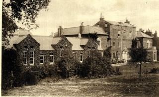Ware Grammar School buildings c1914 | Hertfordshire Archives and Local Studies