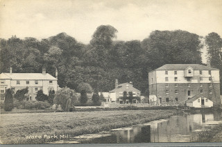 Ware Park Mill | Hertfordshire Archives & Local Studies
