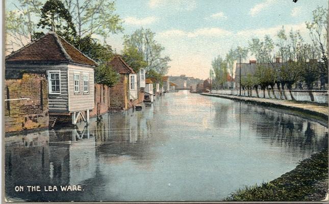 Gazebo 1910   Hertfordshire Archives and Local Studies
