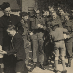 Wartime hospitality | Hertfordshire Archives and Local Studies