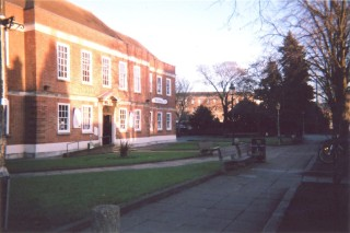 Watford Central Library