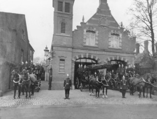 Watford Fire Station & Brigade | Hertfordshire Archives & Local Studies