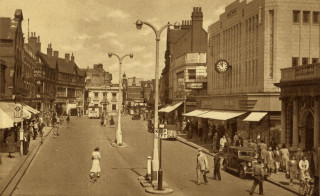 Watford High Street | Hertfordshire Archives and Local Studies