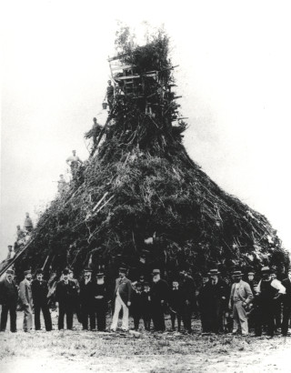 Watford's Bonfire | Hertfordshire Archives and Local Studies