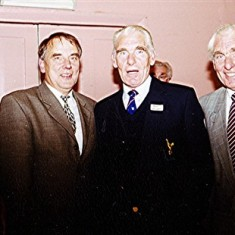 Left to right: Ellis & Ivor Webb, Ron and Vic Henry. | Geoff Webb
