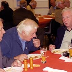 Ellis Webb (left), Arthur Winch (centre) and Barrie Millington. | Dennis Bigham
