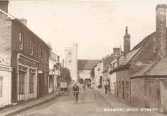 Welwyn 1917