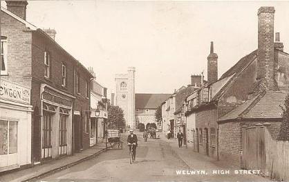 High Street 1913