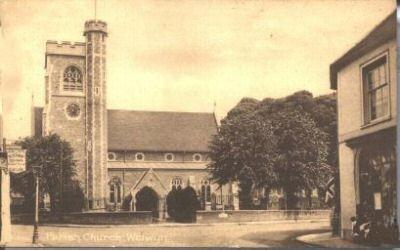 The Church 1917