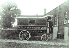 Wesleyan Methodist Chapel Car