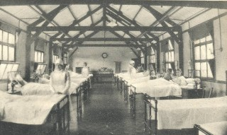 West Herts Infirmary - 100 years later | Hertfordshire Archives and Local Studies