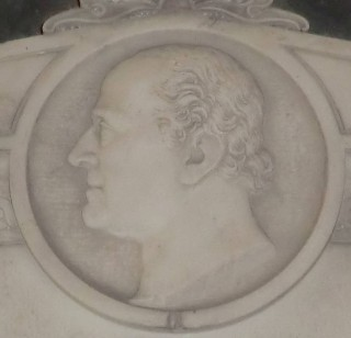 William Baker 1743 - 1824 [Memorial at Bayford Church] | Terry Askew