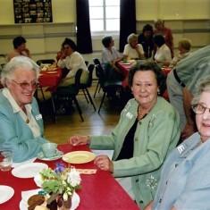 Left to right: Betty Winch, Rita and Barbara Walton. | Geoff Webb