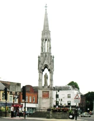 Clarkson monument, Wisbech | Joan Woolard