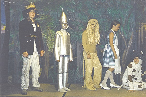 Junior School 'The Wizard of Oz' | Geoff Webb